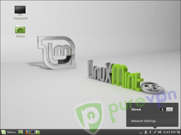 1 linux mint vpn pptp