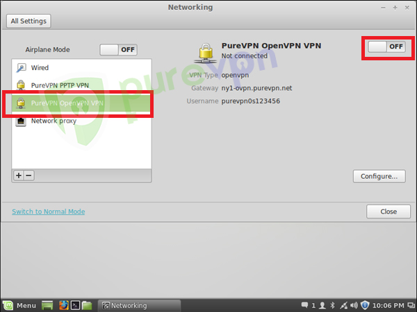 openvpn for linux mint