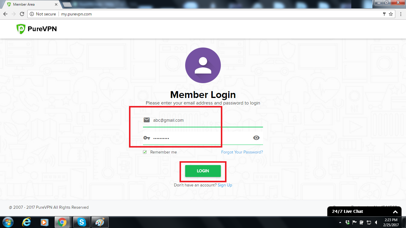How to Check My PureVPN Account Details?