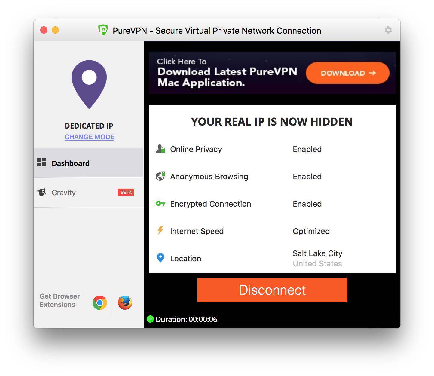 Android vpn force all traffic