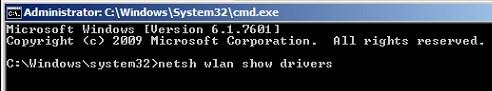 CMD-netsh-wlan-show-drivers