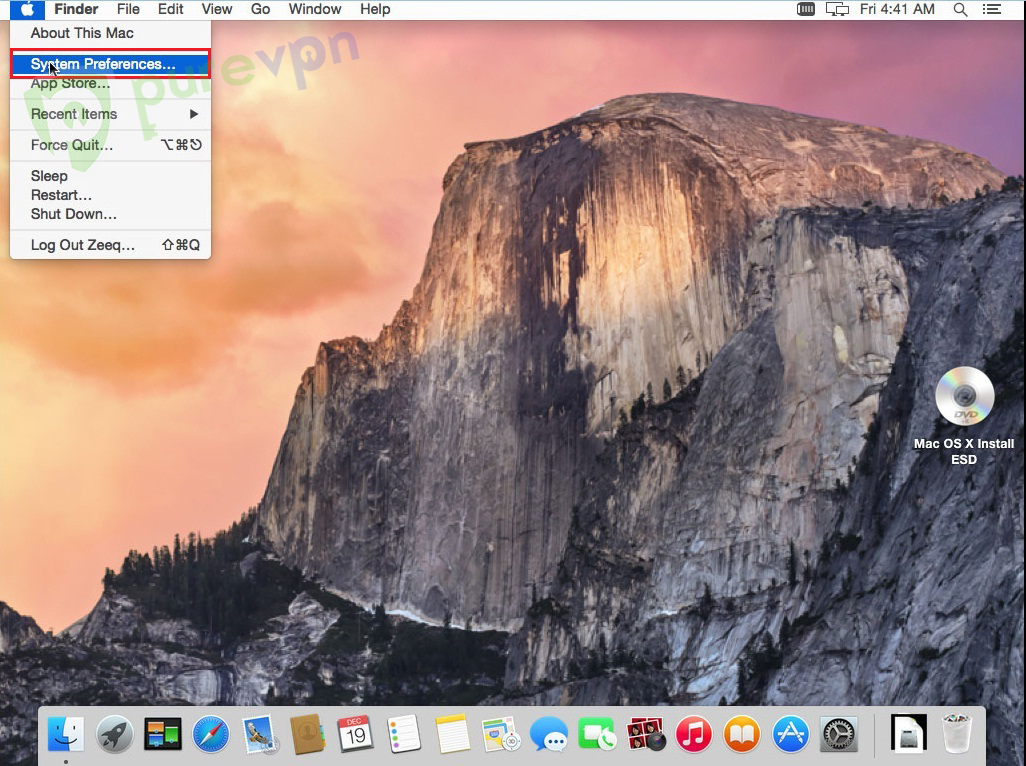 1 vpn setup mac l2tp