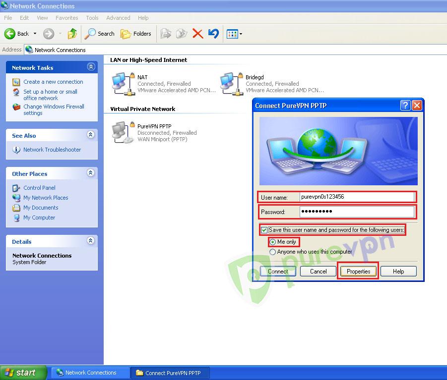 Fix: VPN error on Windows 10